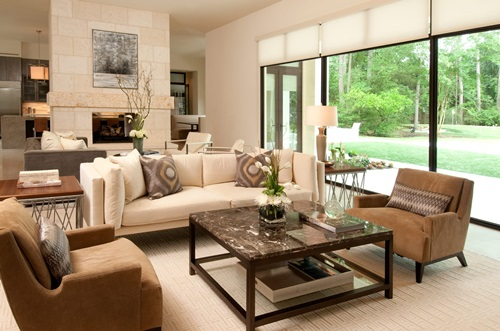 9 Minimalist Living Room Decoration Tips: French Living Room And A Minimalist
