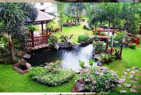 Home Garden Decor Ideas