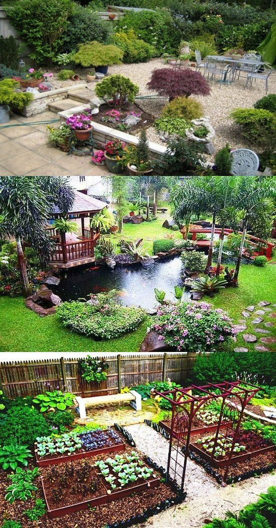 Home Garden Decor Ideas