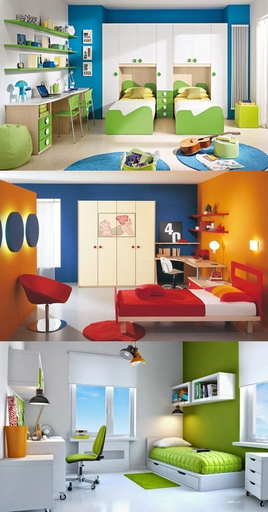 Kids' Room Decorating Ideas