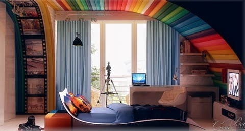 Kids Room Decorating Ideas 13
