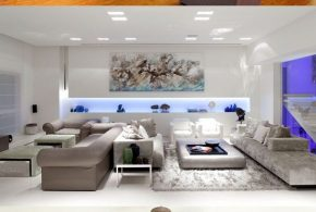 Living Room Design Concepts