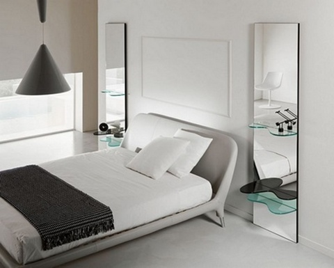 Mirrored Furniture in the Bedroom 9
