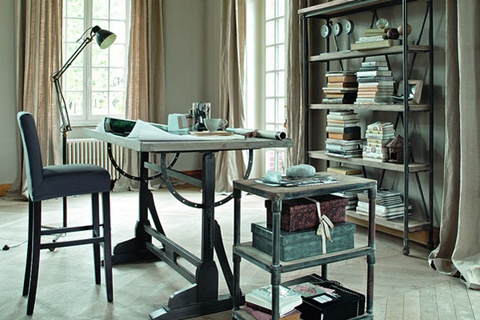 Perfect Home Office Interior Design 6