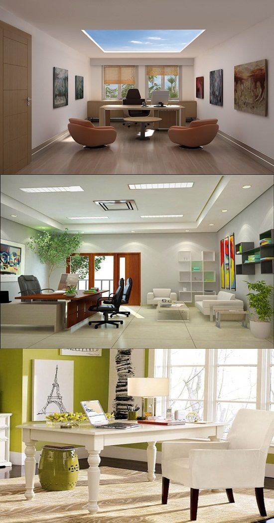 Perfect Home Office Interior Design