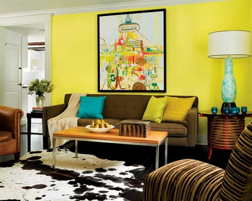 Tricks to liven up Your Living Room