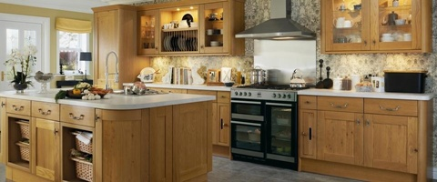 Well designed kitchens 38