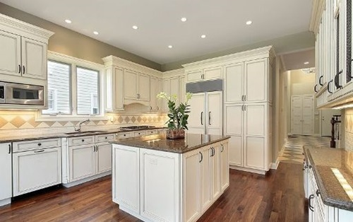 Why White Kitchen Cabinets are The Right Choice