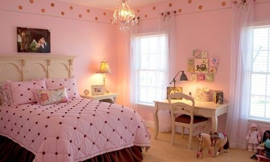 Tips For Girls Bedroom Decorating Interior Design