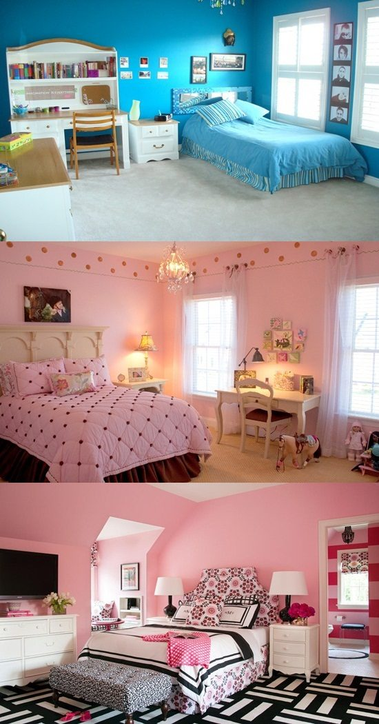 tips for girls 39 bedroom decorating interior design