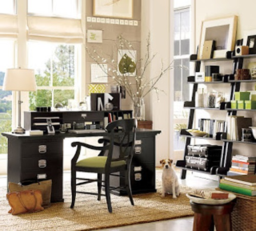 Creative Home Office Ideas: 6 Creative Small Home Office Ideas