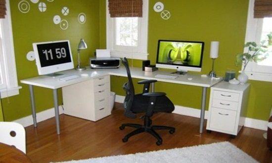 6 creative small home office ideas - interior design