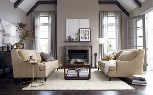 Basic tips to make the most of a living room decoration