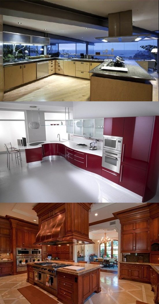 Dream Kitchens of the Future
