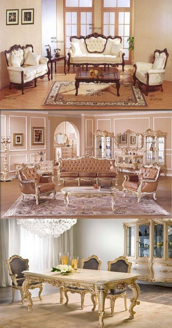 French Furniture Style – Why