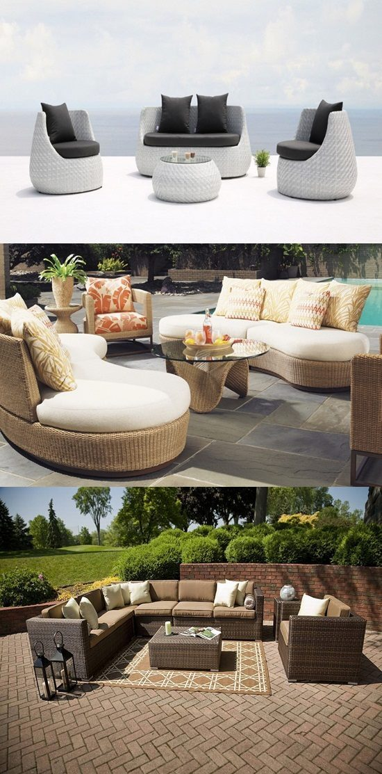 How to Choose Outdoor Furniture