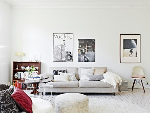 How to Modernize Your Living Room