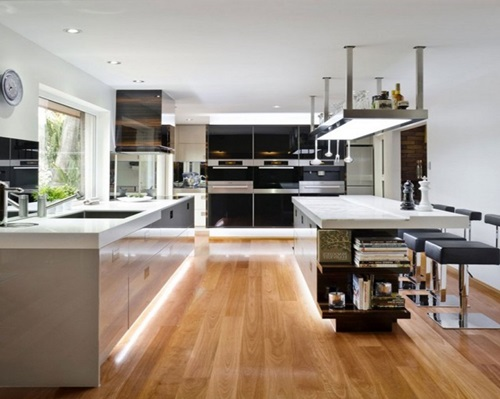 How to make your Kitchen more functional and beautiful