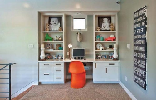 Inspiring Study area for your teenagers