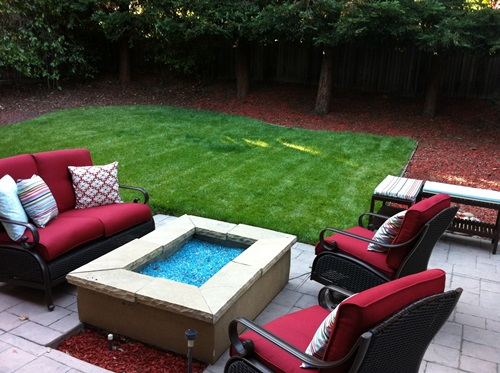 Romantic Ideas for your backyard