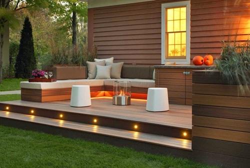 Romantic Ideas for your backyard