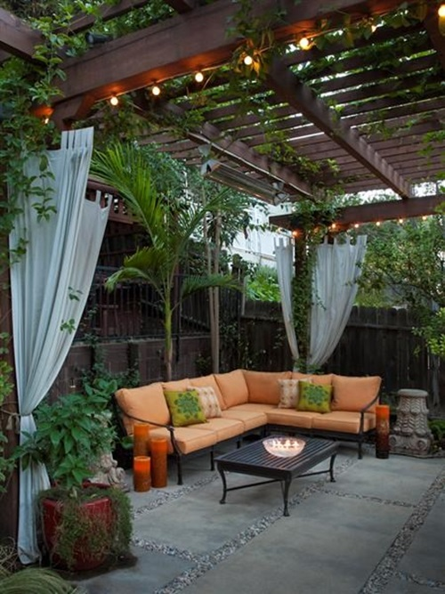 Romantic Ideas for your backyard - Interior design on Romantic Backyard Ideas id=63902