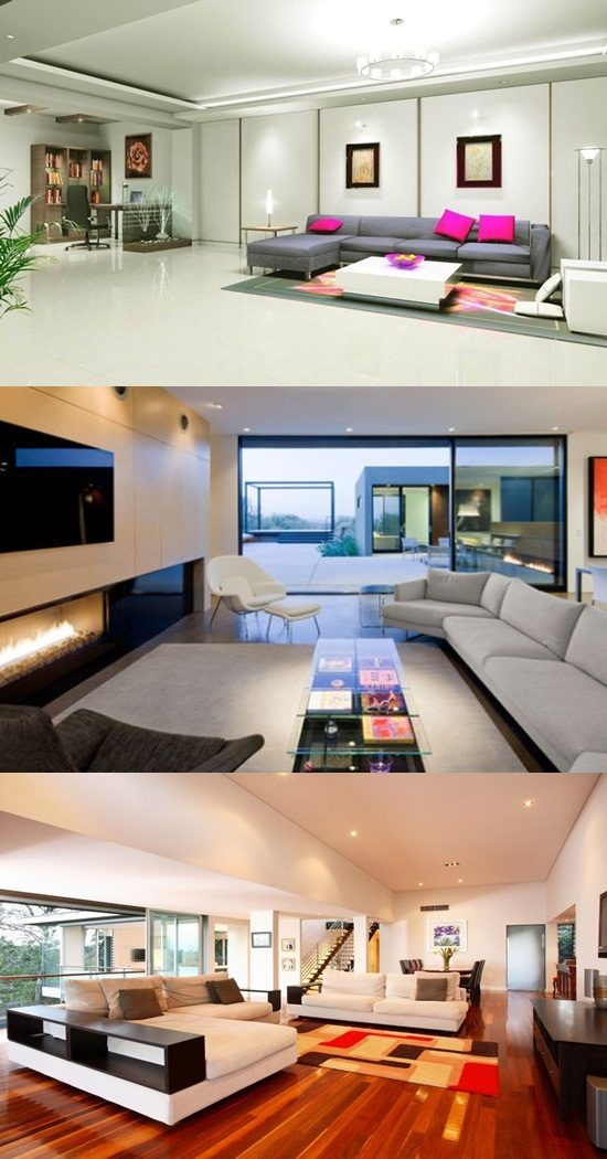 Tips for Designing Living Room