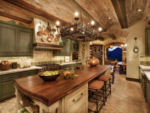 Tips for Italian Kitchen Design and Decor
