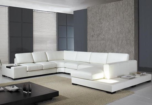 Ultra-modern Living Room design ideas