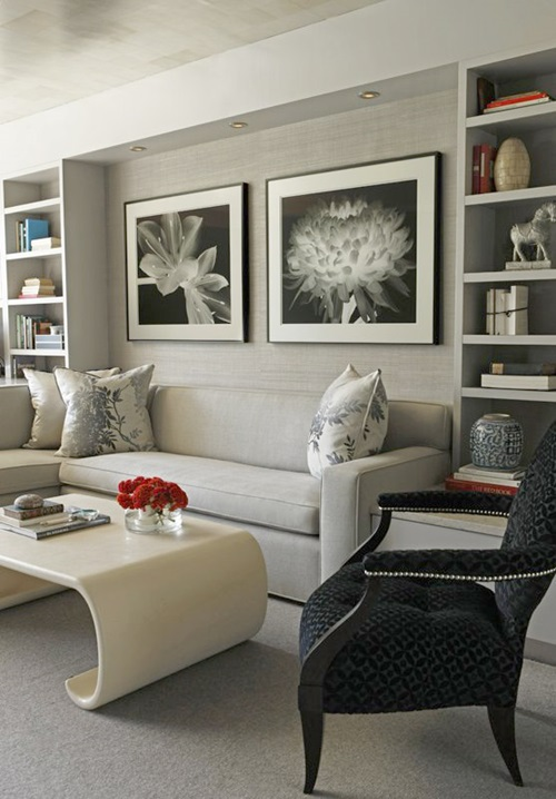 Living Room Interior Design: Unique Living Room Decorating Ideas
