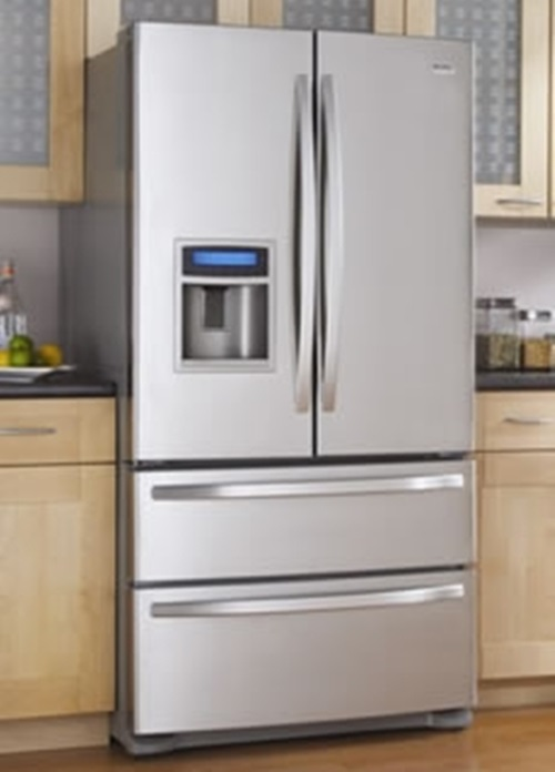 Unique types of refrigerators