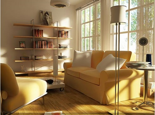 Useful Living Room Decoration Tips