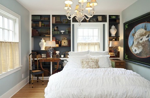 Vivid Small Bedroom Designs