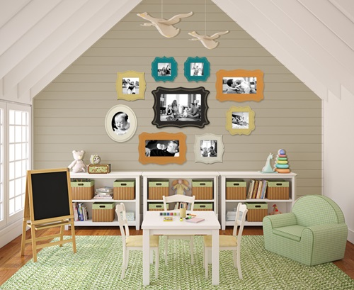 6 Storage Ideas for a Kid's Playroom