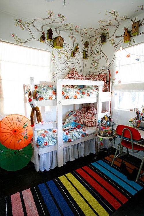 Amazing Shared Kids' Room Ideas