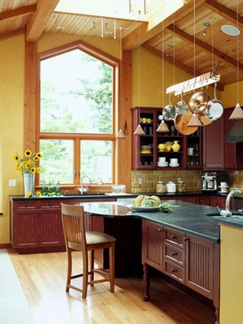 Breathtaking Paint Colors for Kitchens