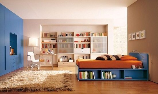 Cool Bedroom Designs for Teenage Girls