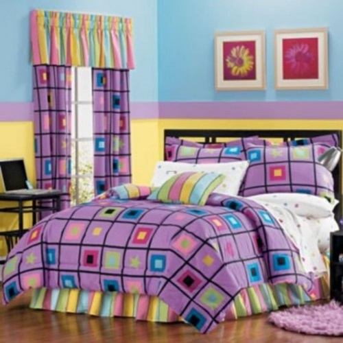 Bedroom Teenage Small Girls Room Purple Large Size: Cool Bedroom Designs For Teenage Girls