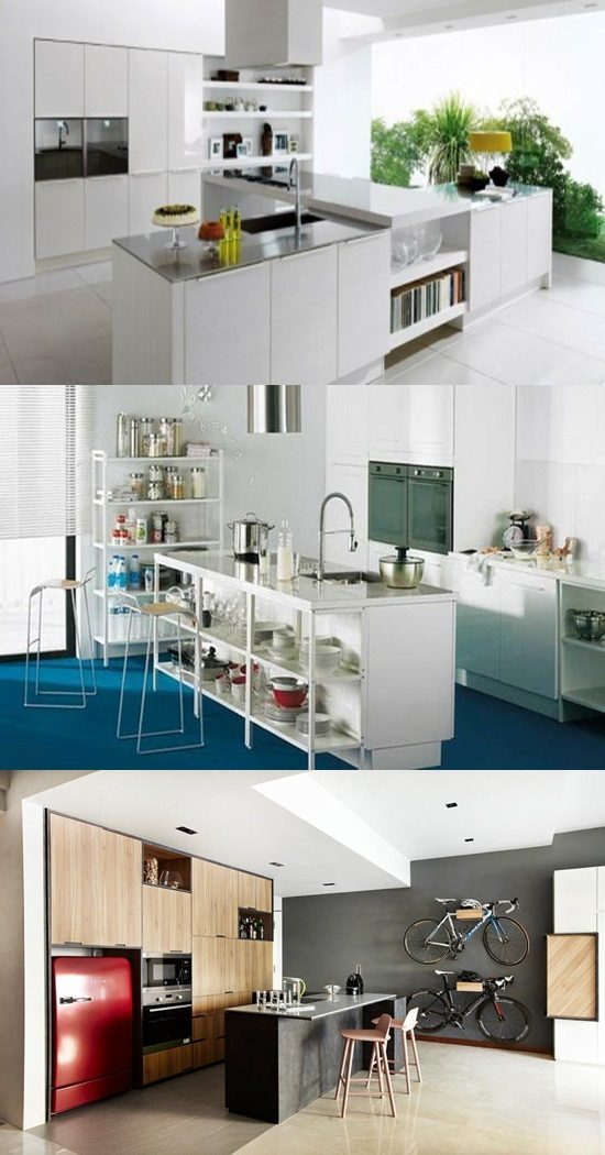 Elegant & Practical Kitchen Designs