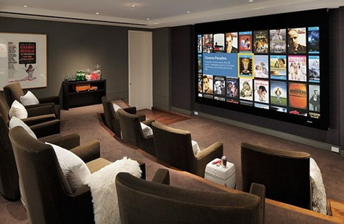 How to create a Marvelous Media Room