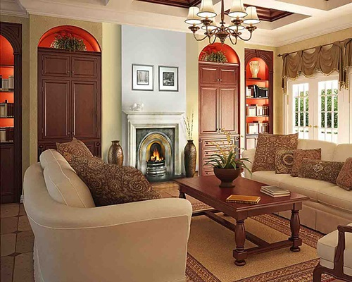 Living Room Decoration Tips