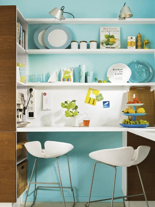 Space-Saving Solutions for small kitchens