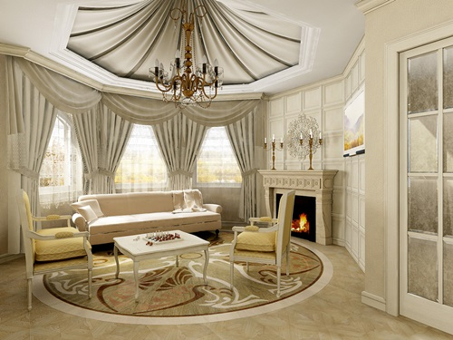 Wonderful Living Room Design & Decorating ideas