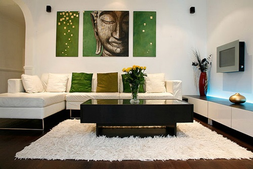 Arrange your living room furniture properly
