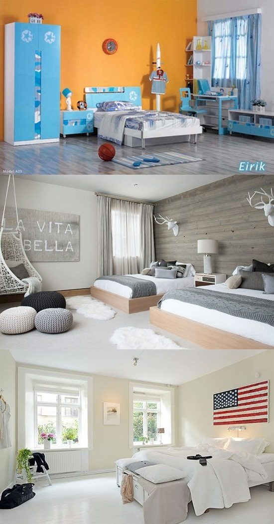Beautiful Modern Swedish Bedroom Designs