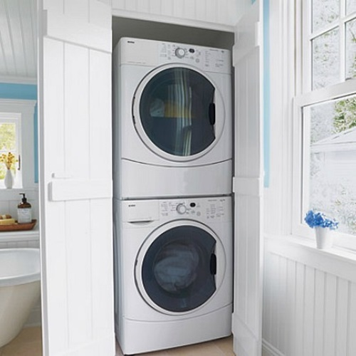 Chic Laundry Room Decorating Ideas