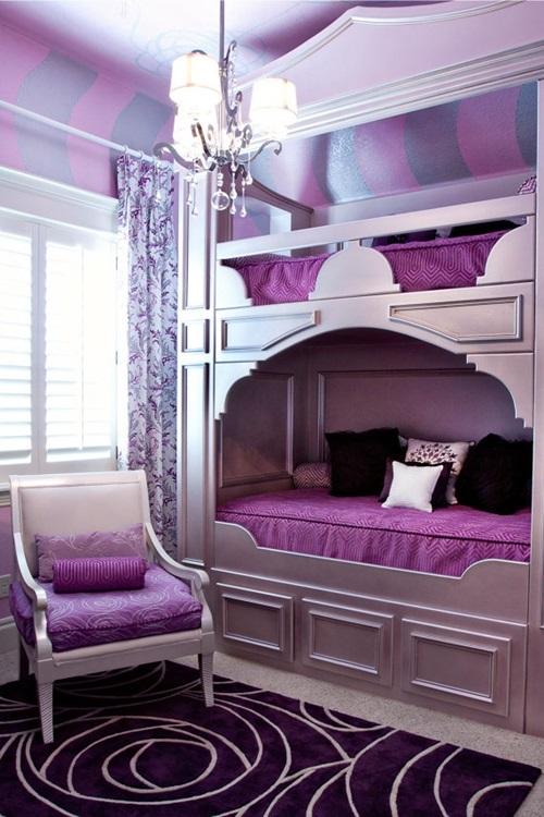 Cool Teen Girl\'s Bedroom Decorating Ideas