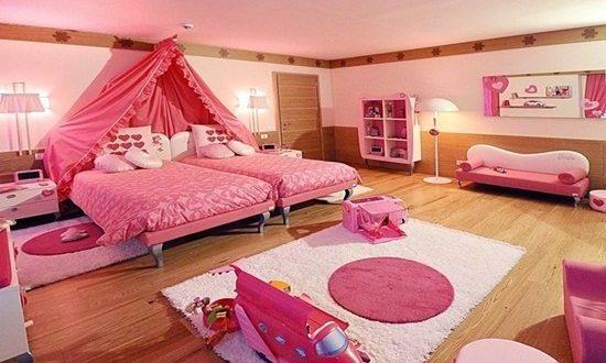 Sweet Barbie Room Decoration Ideas - Interior design