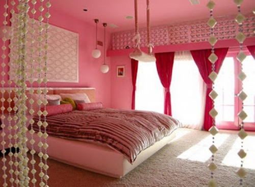 Sweet Barbie Room Decoration Ideas - Interior design
