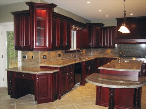 Wood kitchen Cabinet Choices